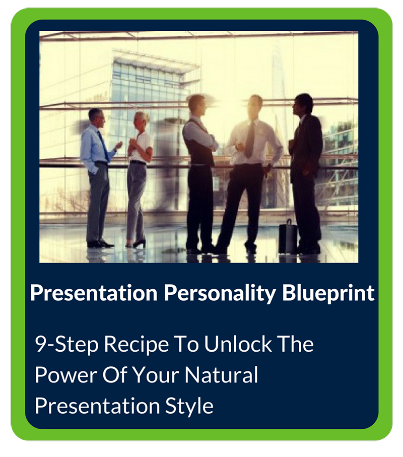 Presentation personality blueprint rule the room train the trainer get instant access to the presentation personality blueprint now malvernweather Image collections