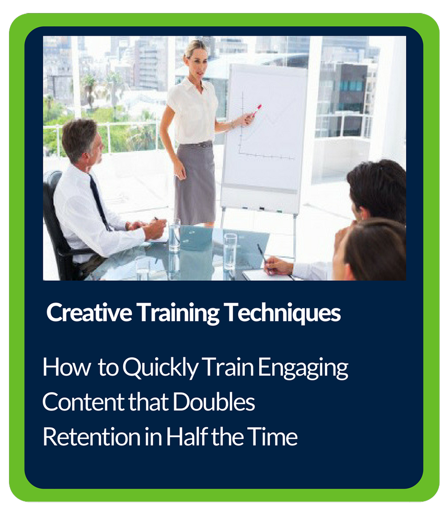 Creative Training Techniques Rule The Room Train The Trainer