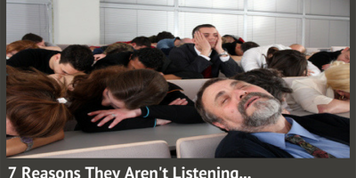 Get Rid of Boring Presentations Once and For All