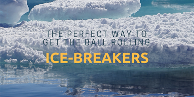 Get The Ball Rolling: 5 Public Speaking Ice Breakers